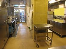 施設紹介 厨房