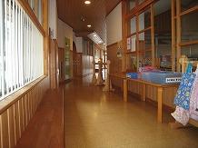 施設紹介 廊下