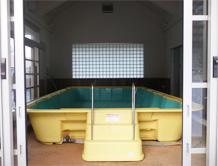 施設紹介 屋内プール